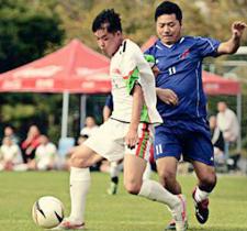 浩冠家具出战上海市企业足球超级杯赛