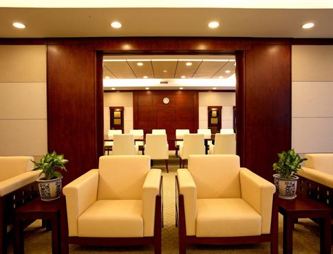 新中式会客室