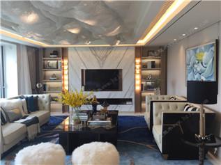 万科翡翠江湾--整体家具定制案例