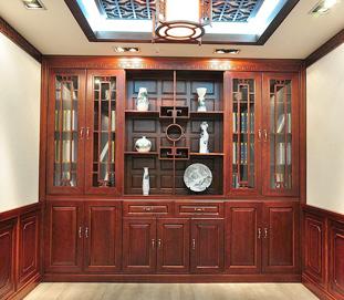 书柜·中式风格