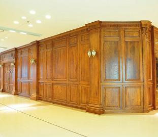 护墙板·法式风格