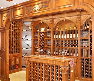 酒窖·欧式风格