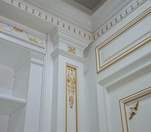 浩冠--宫廷法式护墙板