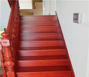 简欧式-实木楼梯