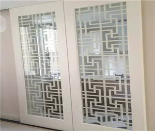 混水漆系列定制木门