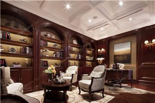 书房-整体木作定制