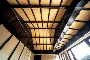 中式风格-吊顶