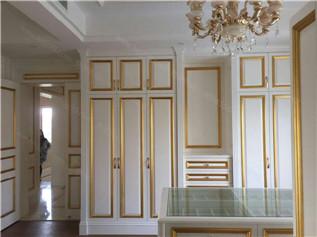 浩冠家具--法式风格整体木作定制